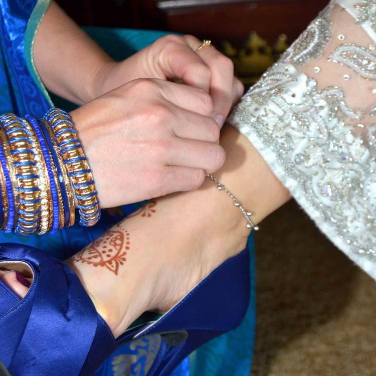 Pre-Ceremony Bride